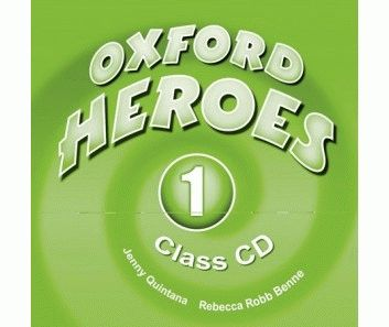 Oxford Heroes 1 CD
