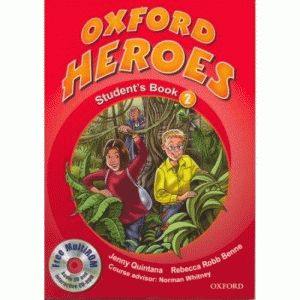 Oxford Heroes 2 Student Book Pack