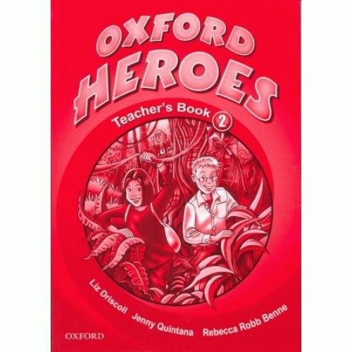 ox ford heros 2 учебник английского языка
