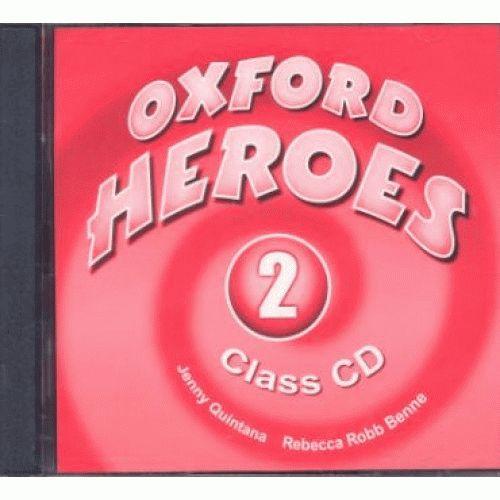 Oxford Heroes 2 CD