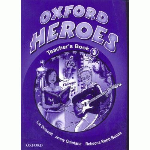 Oxford Heroes 3 Teacher's Book