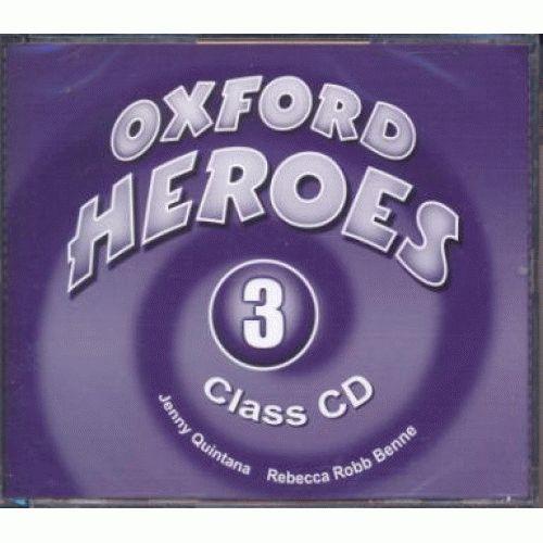 Oxford Heroes 3 CD