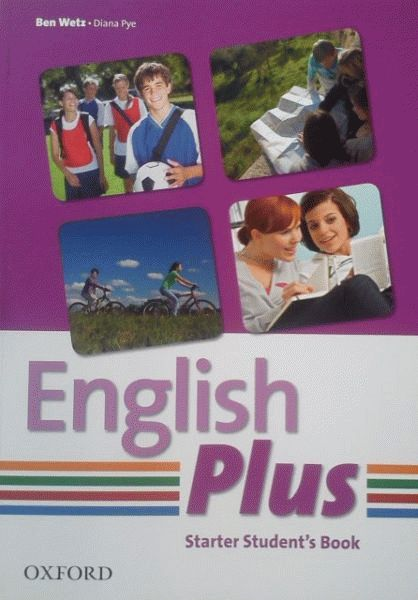 English Plus Starter Student's Book