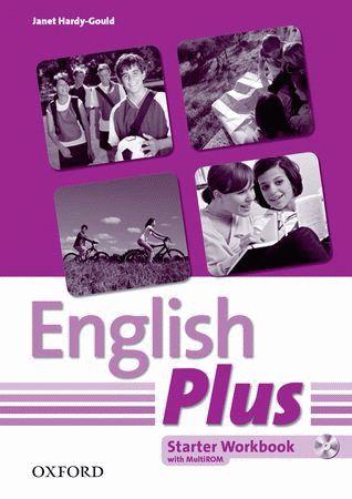 English Plus Starter Workbook with Multi-ROM