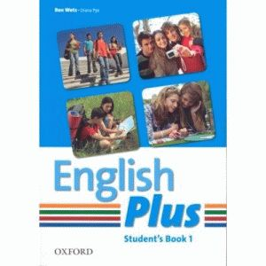 English Plus 1 Student's Book