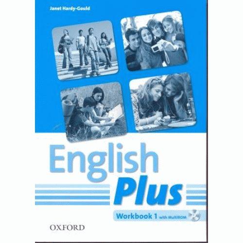 English Plus 1 Workbook with Multi-ROM