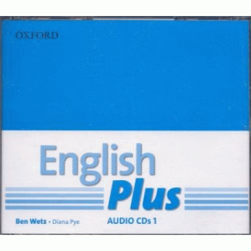 English Plus 1 CD