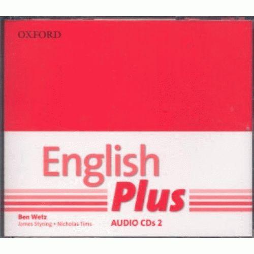 English Plus 2 CD