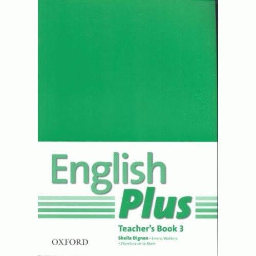 English Plus 3 Teacher's Book