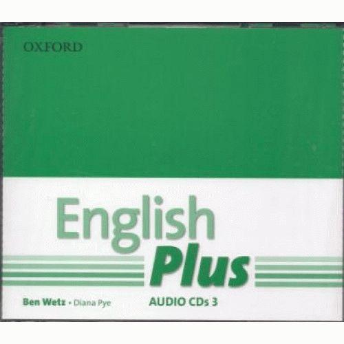 English Plus 3 CD