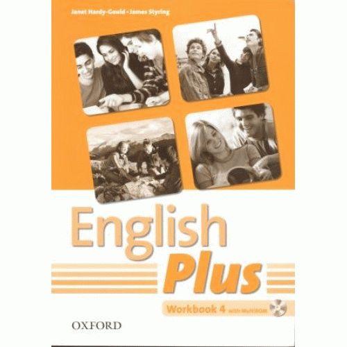 English Plus 4 Workbook with Multi-ROM