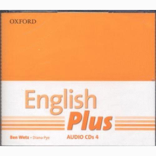 English Plus 4 CD