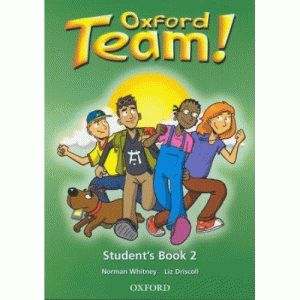 Oxford Team 2 Student's Book