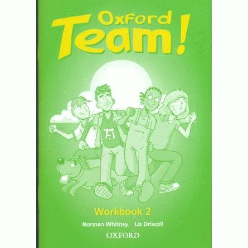 Oxford Team 2 Workbook