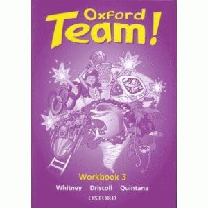 Oxford Team 3 Workbook