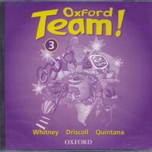 Oxford Team 3 CD