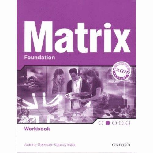 Matrix Foundation Workbook