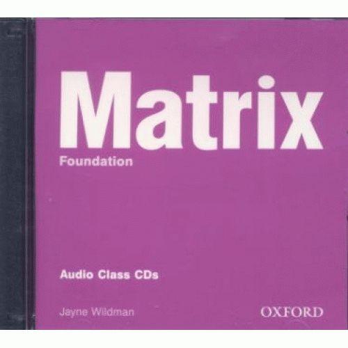 Matrix Foundation CD