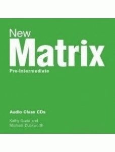 Matrix New Pre-intermediate CD