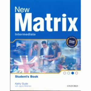 Matrix New Intermediate Student's Book