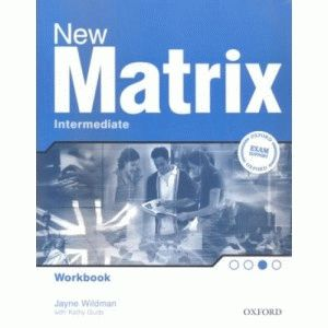 Matrix New Intermediate Workbook