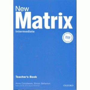 Matrix New Intermediate Teacher's Book