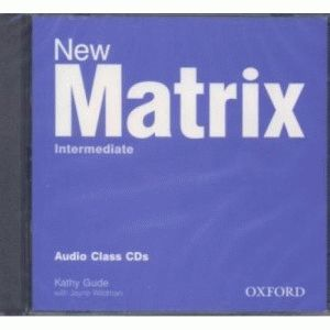 Matrix New Intermediate CD