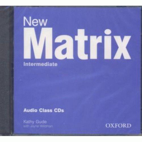 Matrix New Intermediate CD