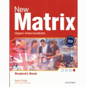 Matrix New Upper-intermed Student's Book