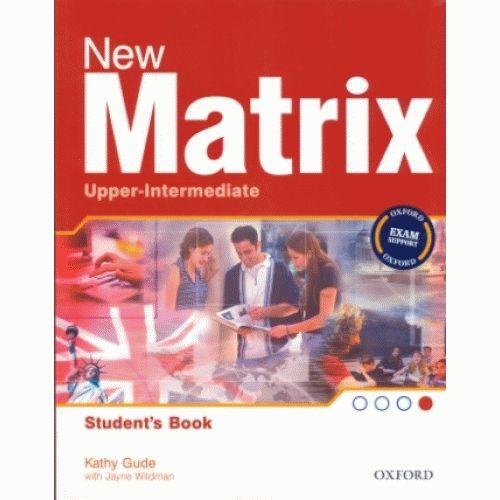 Matrix New Upper-intermed Student's Book