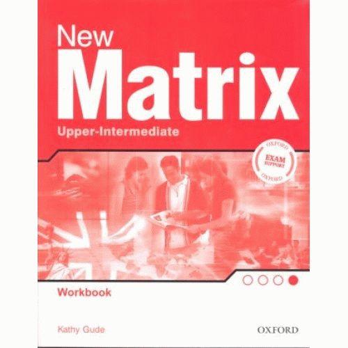Matrix New Upper-intermed Workbook