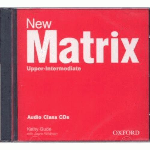 Matrix New Upper-intermed CD