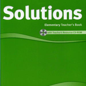 Solutions 2Ed Elementary Teacher's Book