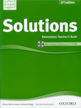 Solutions 2Ed Elementary Teacher's Book