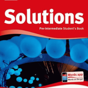 Solutions 2Ed Pre-Intermediate Student's Book