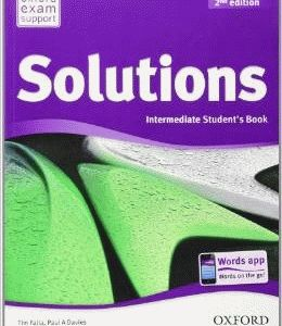 Solutions 2Ed Intermediate Student's Book