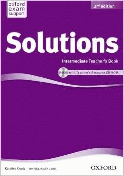 Solutions 2Ed Intermediate Teacher's Book