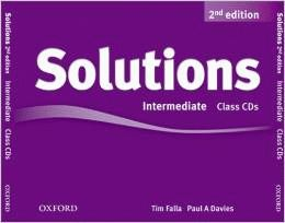 Solutions 2Ed Intermediate CD