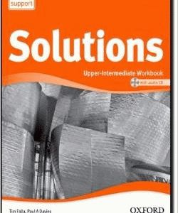 Solutions 2Ed Upper-Intermediate Workbook