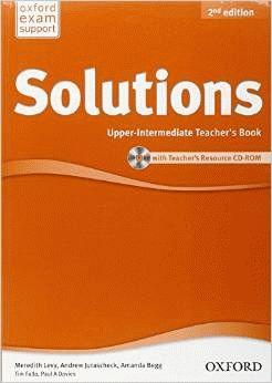 Solutions 2Ed Upper-Intermediate Teacher's Book