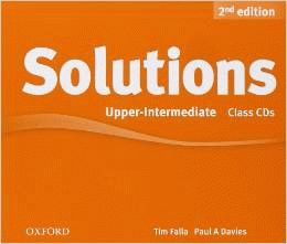 Solutions 2Ed Upper-Intermediate CD