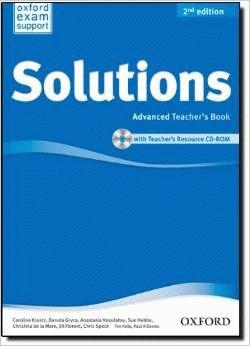 Solutions 2Ed Advanced Teacher's Book