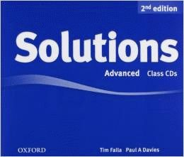 Solutions 2Ed Advanced CD