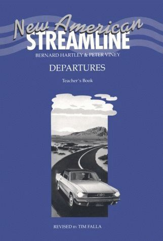 New American Streamline Departures Teacher's Book
