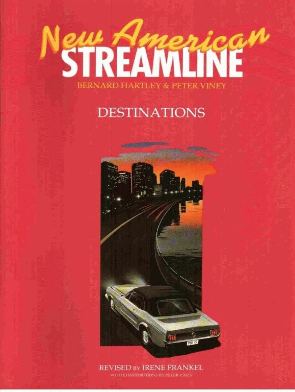 New American Streamline Destinations Student's Book