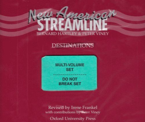 New American Streamline Destinations CD