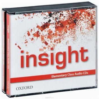 Insight Elementary CD