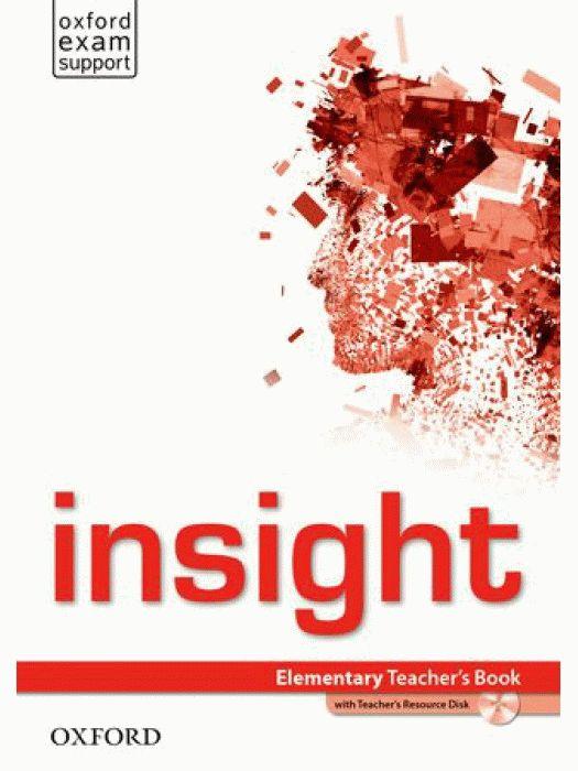 Insight Elementary Teacher's Book