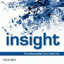 Insight Pre-Intermediate CD