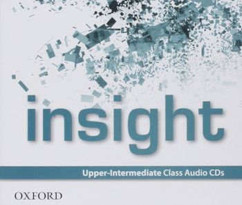 Insight Upper-Intermediate CD